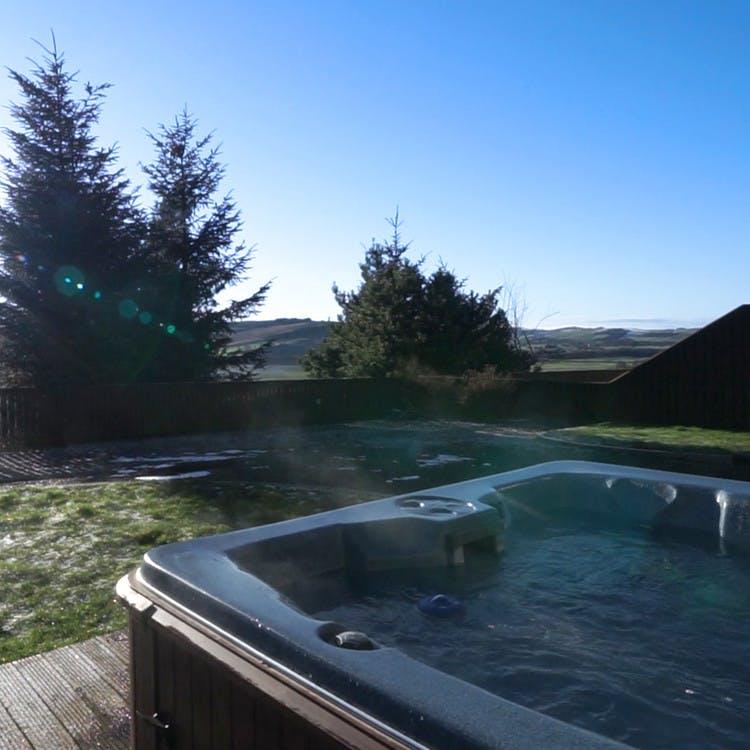 Solid Luxury Hot tub