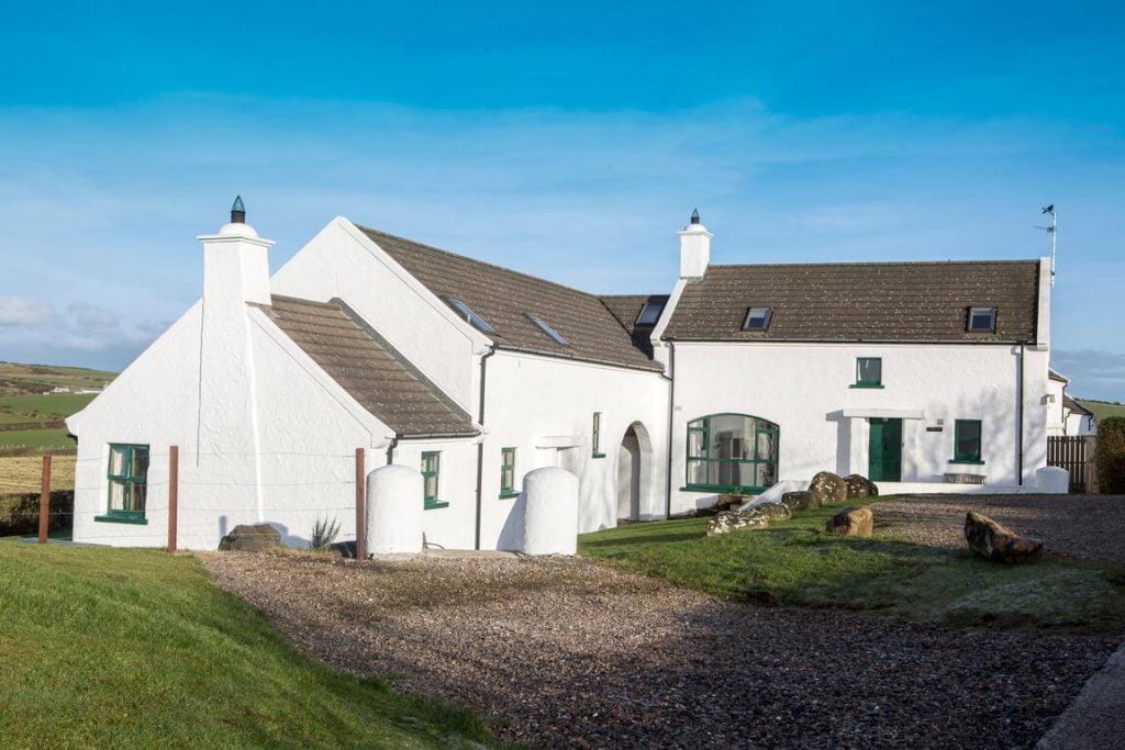 Ballylinny Cottages exterior