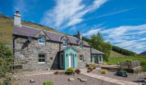 Craigeanie Farmhouse, Glen Lyon